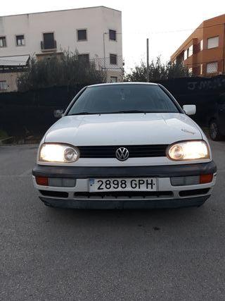 Volkswagen Golf 1.9D ROLLING STONES ED LIMITADA 50.000KM