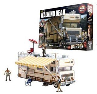 Caravana Walking Dead Diorama