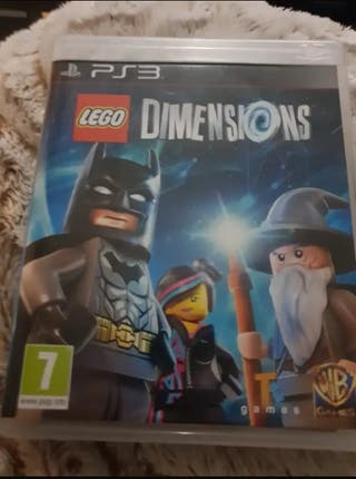 lego dimensions ps3 + expansion batman
