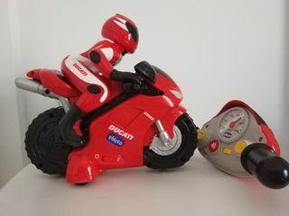 Moto Ducati Chicco