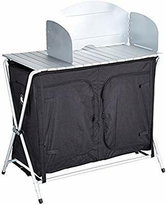 Mesa de cocina camping de segunda mano por 55 € en Úbeda en WALLAPOP