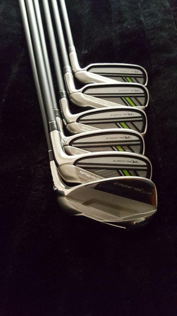 d7e2d1d6c7b36 Serie de hierros de golf mujer diestra. de segunda mano por 260 € en ...