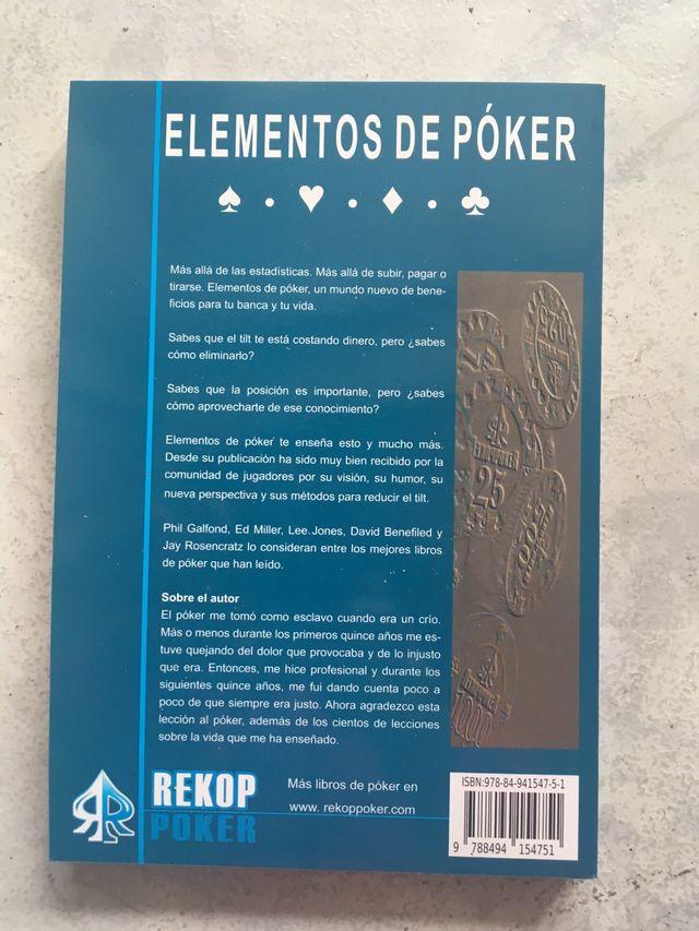 Libro nuevo póker