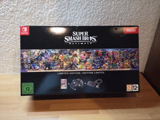 Pack Super Smash Bros Ultimate Edition