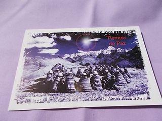 8 postales antiguas, para coleccionistas
