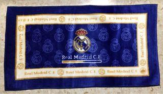 Alfombra Real Madrid a estrenar