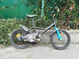 bicicleta niño 5 años