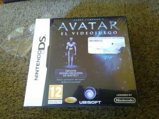 Avatar Nintendo DS con figura