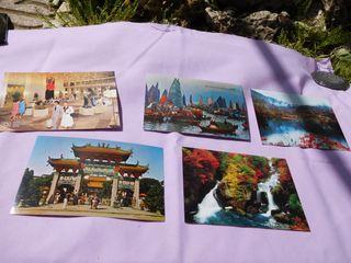 22 postales
