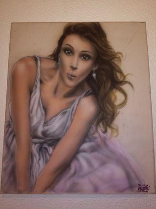 pintura, cuadro