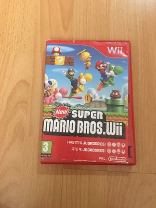 New Súper Mario Bros Wii