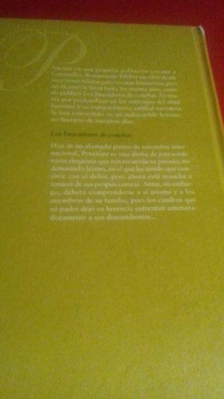 """Libro """"Los buscadores de conchas"""""""