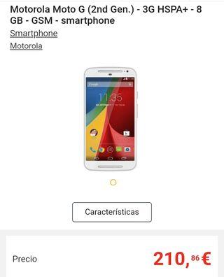 Motorola segunda generacion