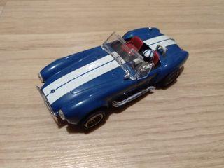Scalextric Shelby Cobra maqueta