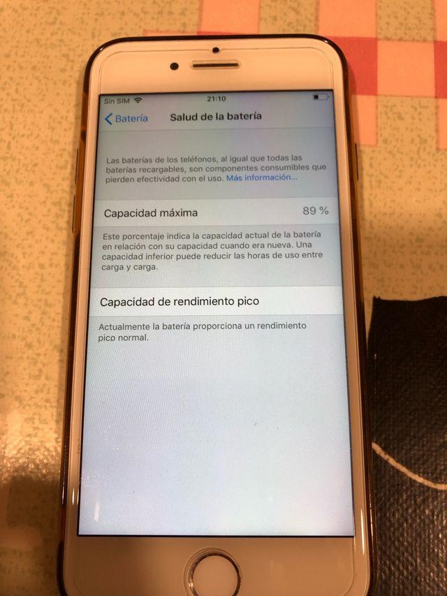 IPHONE 8 256 GB PERFECTO ESTADO