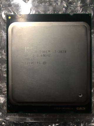 Procesador Intel® Core i7-3820 (2)
