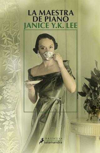 """Libro """"La maestra de piano"""" de Janice Lee (NUEVO)"""