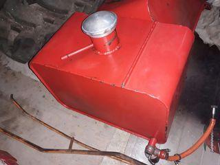 Deposito gasoil tractor