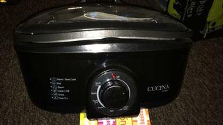 8 in 1 multi cooker
