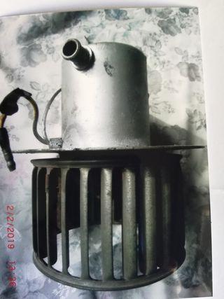 Motor ventilador calefacción 6 voltios