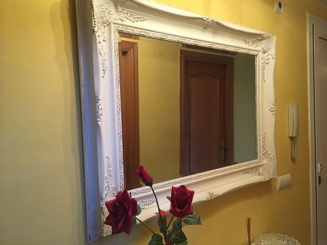 Espejo grande de segunda mano por 150 en tarragona en - Espejos grandes segunda mano ...