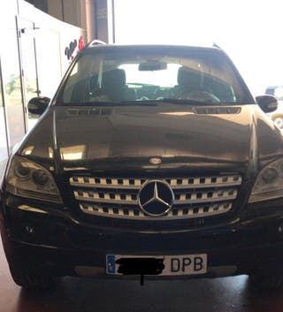 Mercedes Benz Ml 320 Diesel 2005