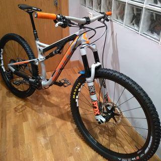 Bicicleta enduro scott genius Lt 29 / 27.5 +