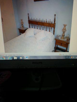 Dormitorio matrimonio. Oferta.