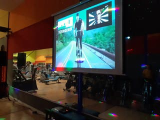 Clases Spinning Multimedia