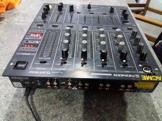 mesa de mezclas djm500 pionner
