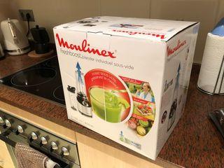 Batidora de vaso Moulinex Freshboost