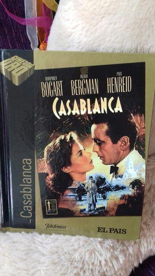 CASABLANCA. DVD MÁS LIBRO.