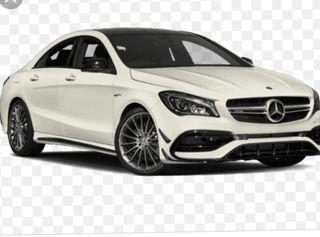 DESPIECE Mercedes-Benz Clase CLA 2016
