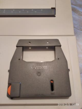 Maquina de escribir canon es3