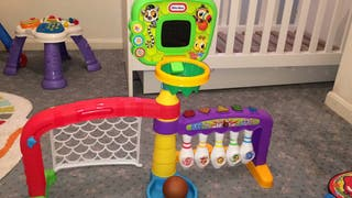 Little tikes 3 in 1 sport activity centre