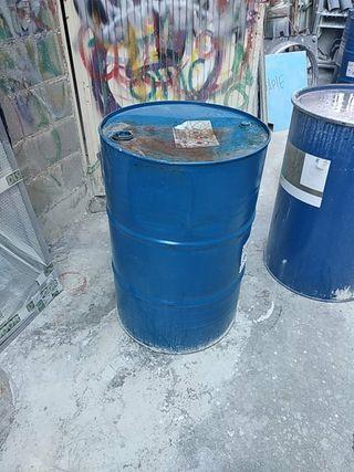 barril 200 litros de chapa