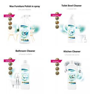 productos limpieza concentrado