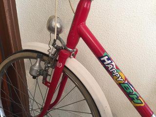Bicicleta de paseo BH Happy
