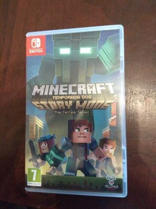 Minecraft Story Mode Temporada 2 Nintendo Switch