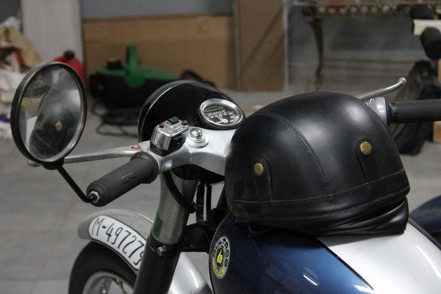 Moto Bultaco Mercurio