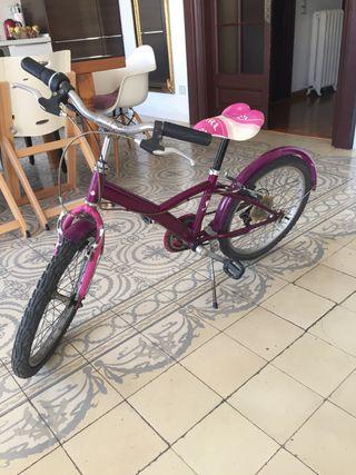 Bicicleta niña 5-9 años