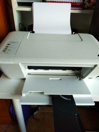 Impresora hp 1510