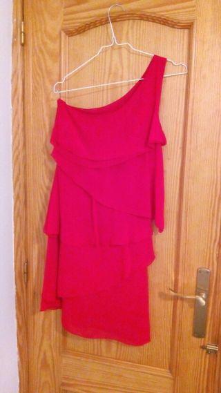 Vestido rojo de fiesta