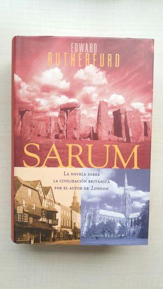Libro Sarum. Edward Rutherfurd.