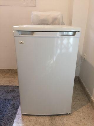 Nevera frigorífico pequeño