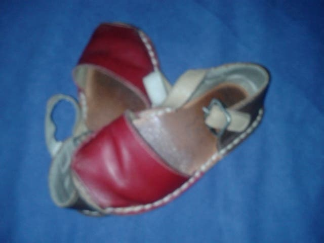 Zapatos bebé talla 25