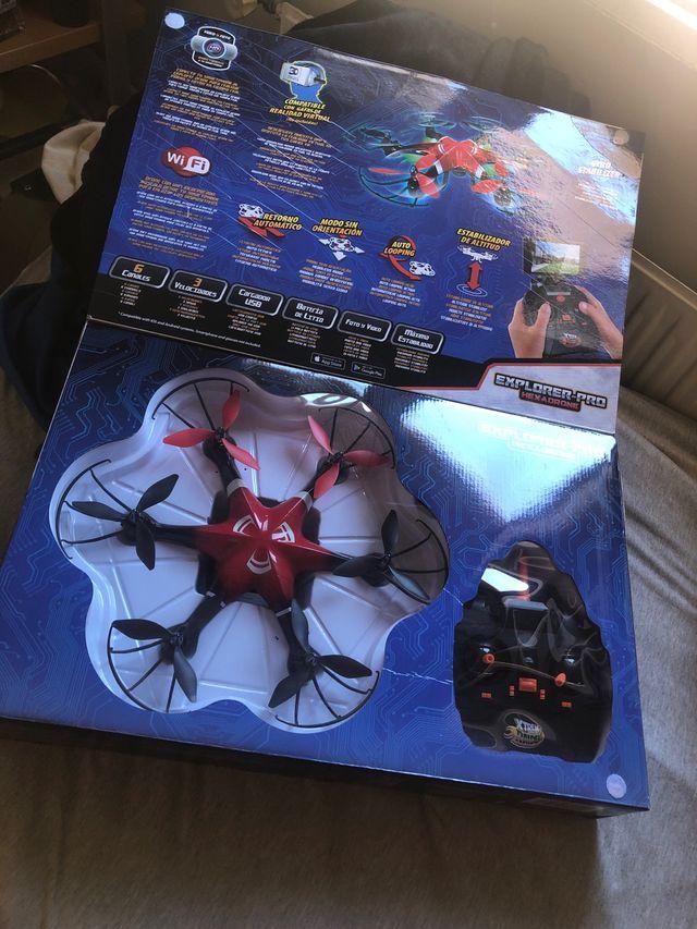 Drone para manejar con móvil