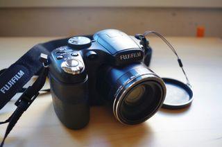 Cámara Fujifilm Finepix S2980