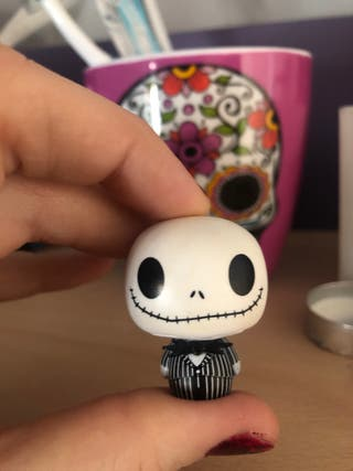 Mini figura Jack skelligton