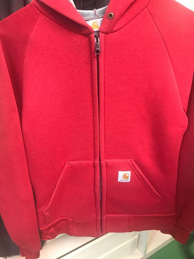 detallado colección completa Venta caliente 2019 Vendo chaqueta de neopreno Carhartt de segunda mano por 30 ...